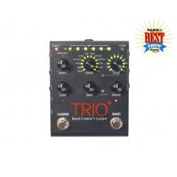 Loop station digitech Trio+...
