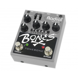 Overdrive Radial Texas bones