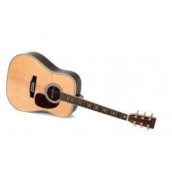 Chitarra acustica Sigma DR-41
