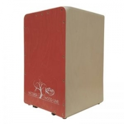 Cajon Katho Wood Red KT37-RO