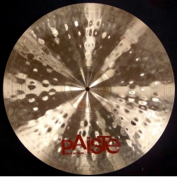"Power Ride Paiste 2002 20""..."