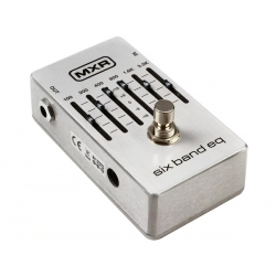MXR 6 Band Graphic EQ - M109