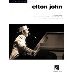 Jazz piano solo Elton John