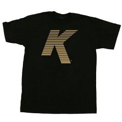 T-shirt Vented K Logo - L -...