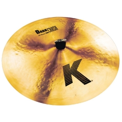 19'' K Dark Crash Thin (cm....