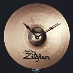 Orologio Zildjian a parete...