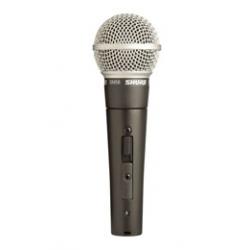 Microfono Cardioide Shure...