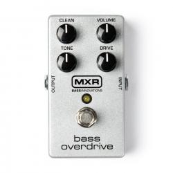 MXR Bass Overdrive - M89