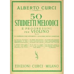 50 Studietti Melodici -...