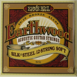 Ernie Ball 2051 Earthwood -...