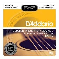 D'addario EXP19 - Corde per...