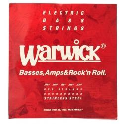 Warwick 42301 - Corde basso...