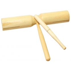 Wood Block - Bitonale