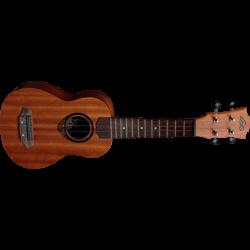 Lâg TKU8S - -ukulele - natural