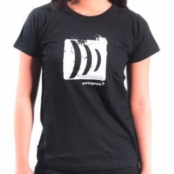 Schlagwerk T-shirt Donna -...