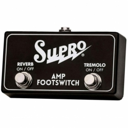 Supro Footswitch a doppia...