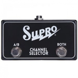 Supro SF3 - footswitch per...