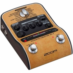Zoom AC-2 - Preamp pedale...