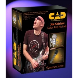 Joe Satriani Guitar Amp Mic...