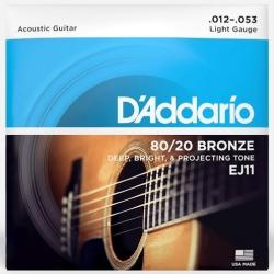 D'addario EJ11 - 012/053  -...