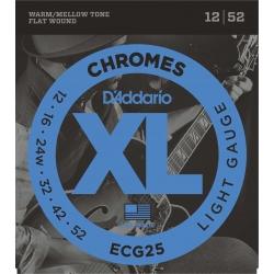 D'Addario ECG25 - Corde per...