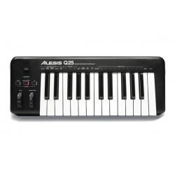 Alesis Q25 - Tastiera MIDI USB