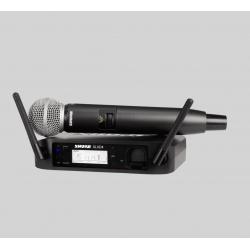Microfono Shure GLXD24 SM58...