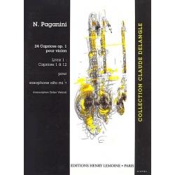 Paganini - 24 capricci op.1...