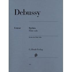 Debussy - Syrinx per flauto...
