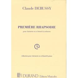 Debussy - Rapsodia Prima...