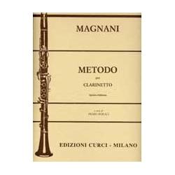 Magnani  metodo per clarinetto