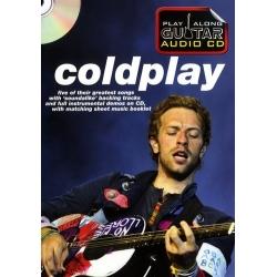 Play along guitar Coldplay