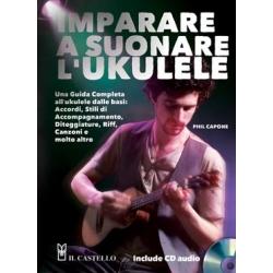 Imparare a suonare l'ukulele