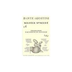 Dante Agostini solfège...