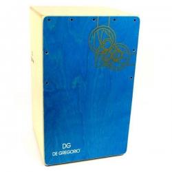 Cajon DG Chanela Blu C03 BL...