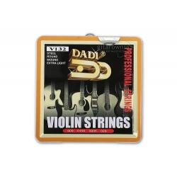 Corde per violino DADI 4/4