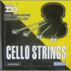 Corde per violoncello Dadi...
