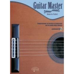 Guitar Master Roberto Fabbri