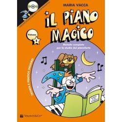 PIANO MAGICO VOL. 1 + CD