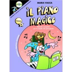 PIANO MAGICO VOL. 2 + CD