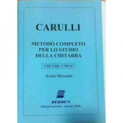 CARULLI -  Metodo Completo...
