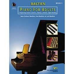Bastien - Piano for Adults,...