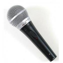 Microfono Shure PG48