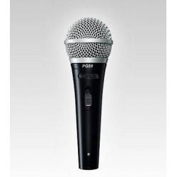 Microfono Shure PG58