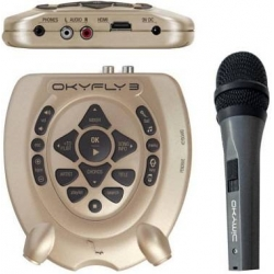 Karaoke M-Live Okyfly 3 Plus