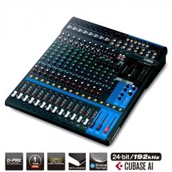 Mixer 16 canali Yamaha MG16XU