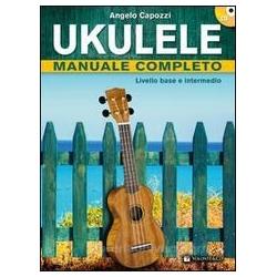 UKULELE MANUALE COMPLETO...