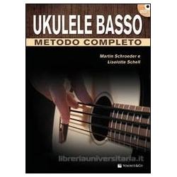 Ukulele Basso - Metodo...