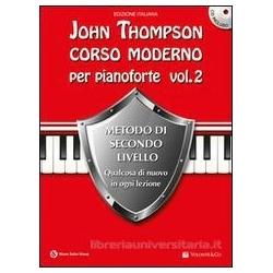 CORSO MODERNO PER PIANO...
