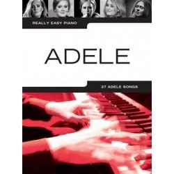 REALLY EASY PIANO ADELE 27...